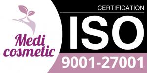 Medi Cosmetic ISO Badge